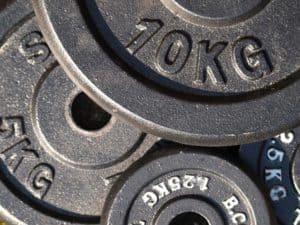 Gewichtescheiben
