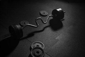 Gewichts-Stangen